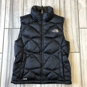 The North Face 550 down vest. EUC like new